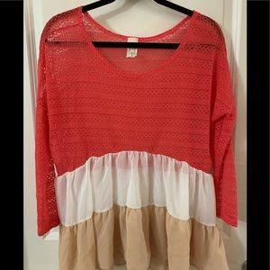 $15 Bellamie size small top